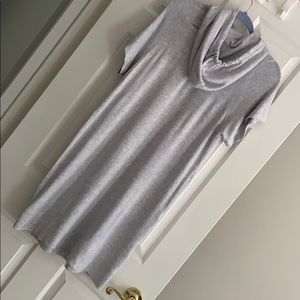 Lou & Grey Dresses - Lou & Grey Sweatshirt Dress W/ Hood